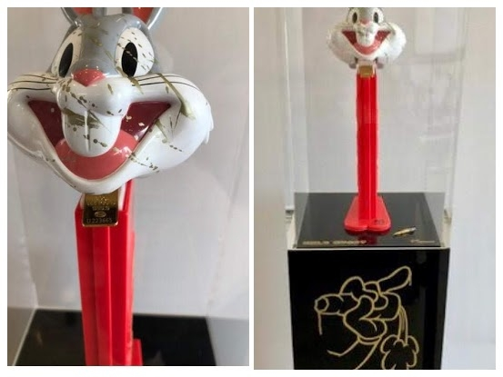 Gold Bugs Bunny Pez