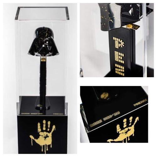 Darth Vader Gold Pez