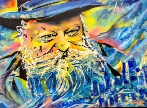 The Lubavitch Rebbe