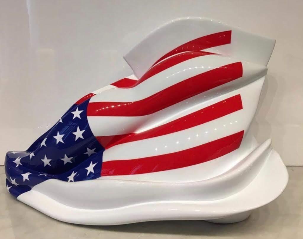 American Beautiful Lips